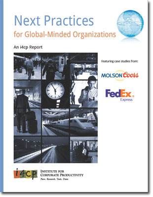 Next Practices for Global-Minded Organizations