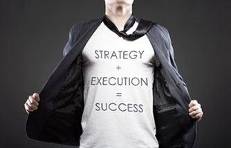 strategy execution success shirt