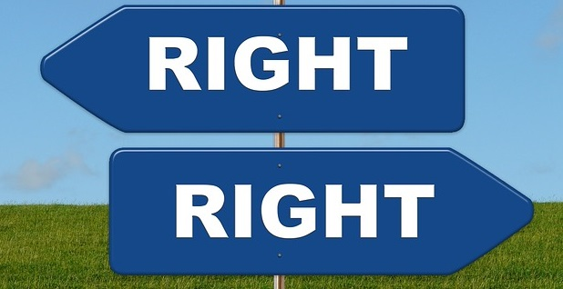 Right and Right