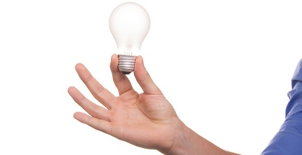 Hand and Bulb