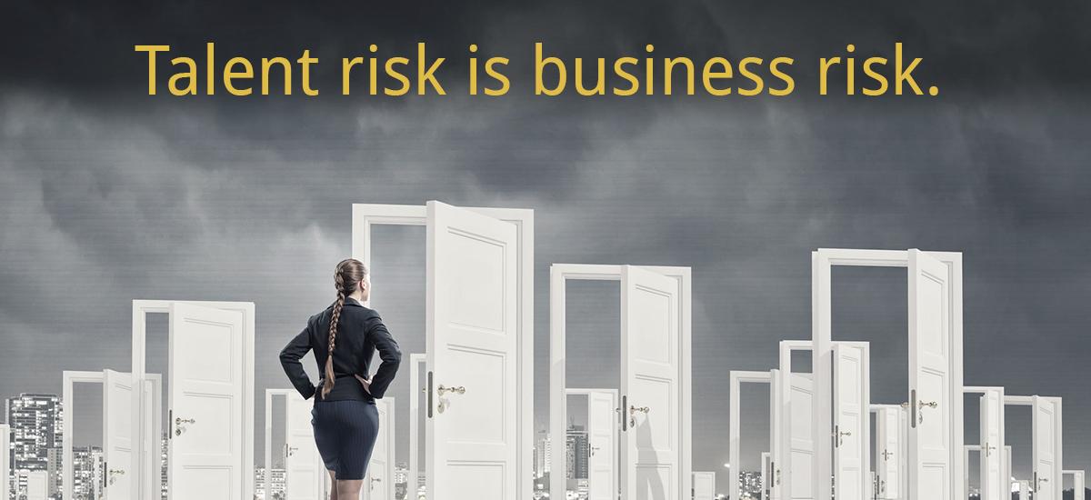 Talent risk management