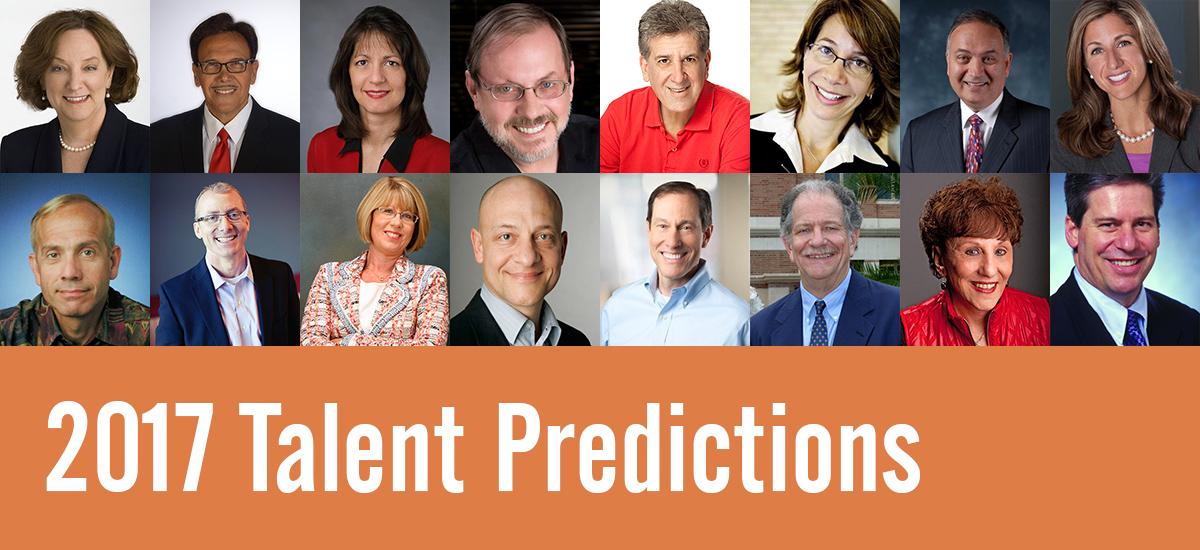2017 Talent Predictions