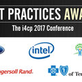 Five Organizations Recognized for Next Practices at i4cp's 2017 Conference