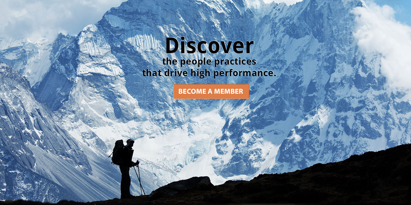 Discover the people practices that drive high performance