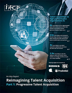 Reimagining talent acquisition