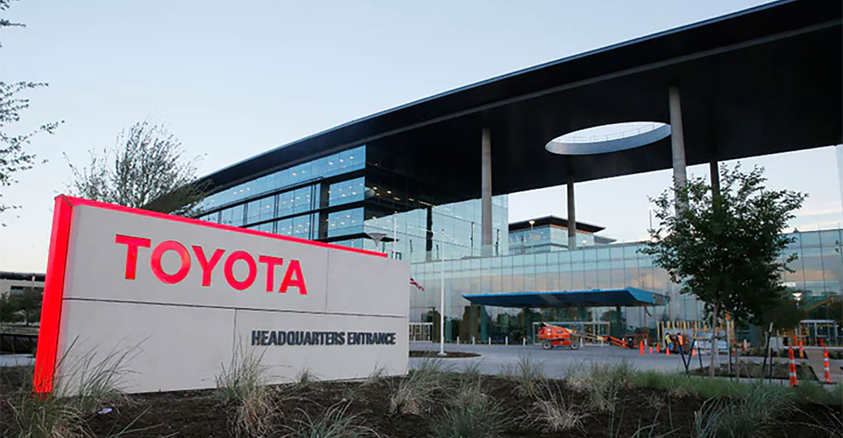 Toyota Headquarters Plano Texas >> How Toyota Financial Services Managed Change While