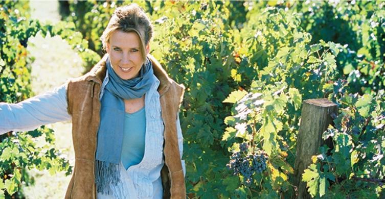 'Leading the Way' Podcast: Gina Gallo, Winemaker, E. & J. Gallo Winery