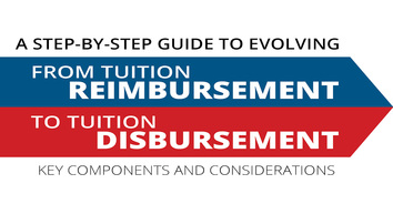 A Step-by-Step Guide to Evolving from Tuition Reimbursement to Tuition Disbursement