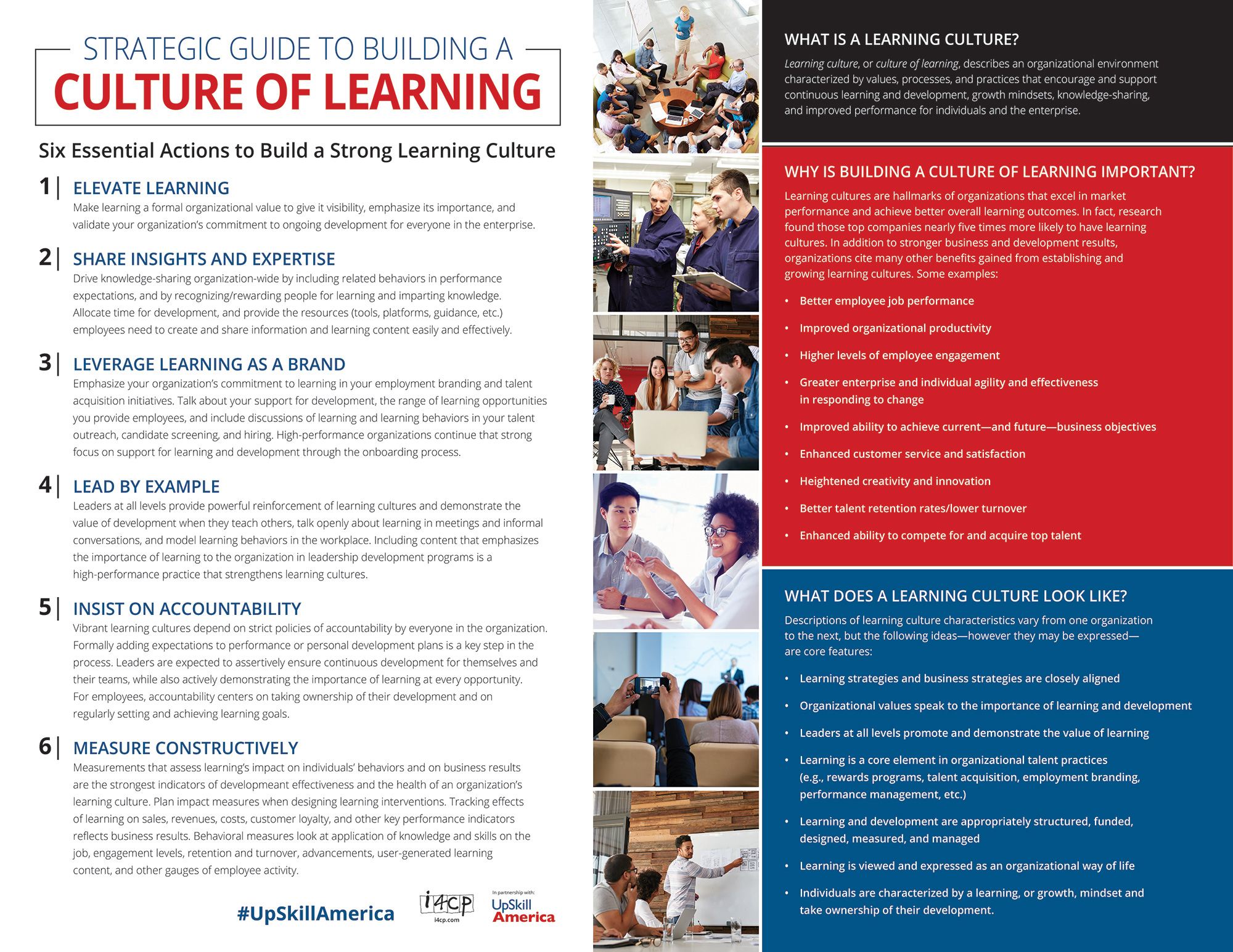 Strategic Guide to Building a Culture of Learning