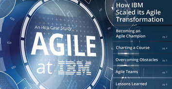 How IBM Scaled its Agile Transformation
