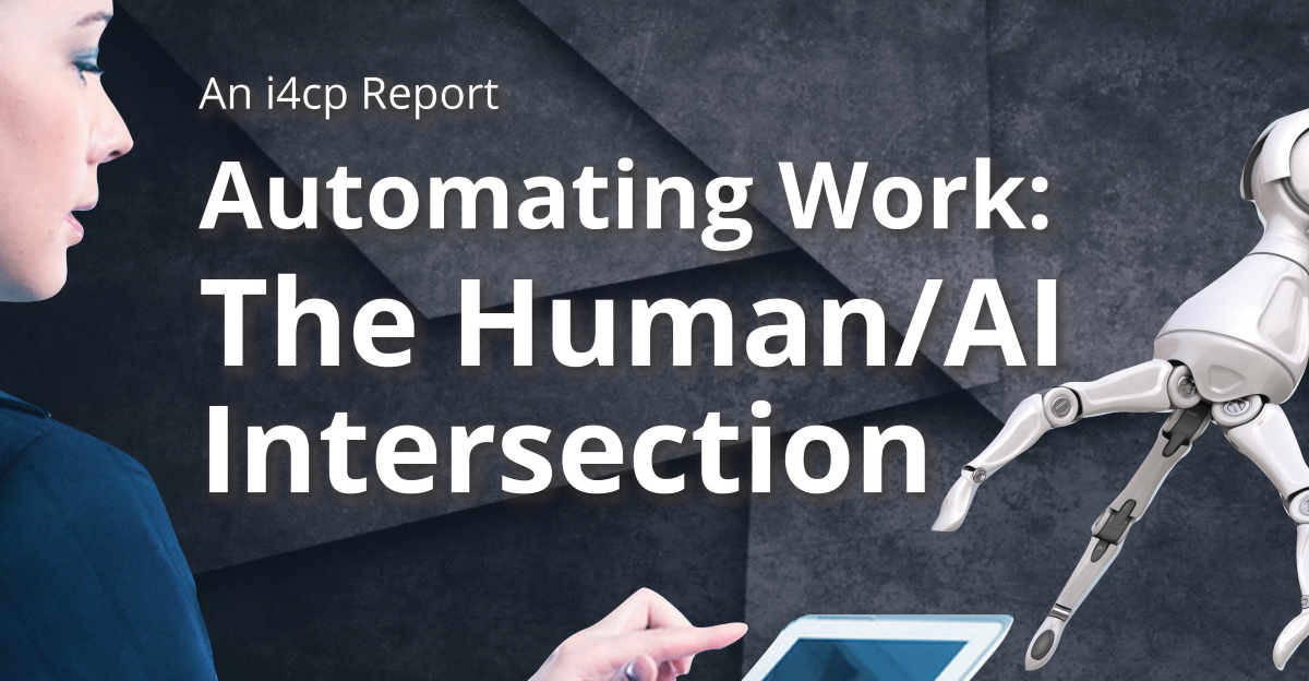 Automating Work: The Human/AI Intersection