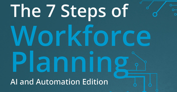 Infographic: The 7 Steps of Workforce Planning