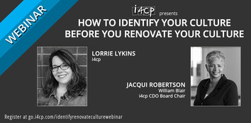 Webinar: How to Identify Your Culture Before You Renovate Your Culture