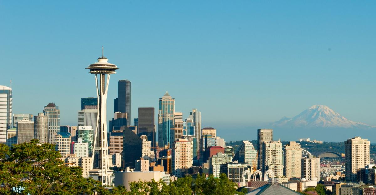 Seattle Skyline Hero