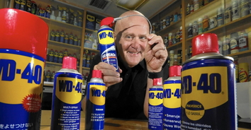 It's All About the People: A Conversation with WD-40 CEO Garry Ridge