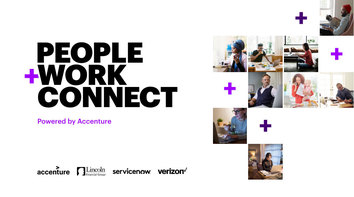 People + Work Connect Brings Together Leading Companies to Keep People Employed During COVID-19 Crisis