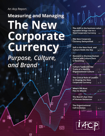 The New Corporate Currency