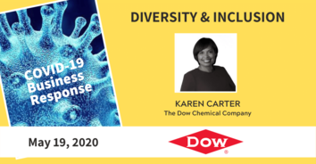 D&I COVID-19 Recording: DOW Chemical's Karen Carter 5-19-20