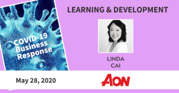 Learning COVID-19 Action with AON's Linda Cai - 5/28/20