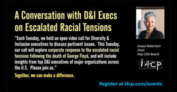 Join Leading Chief Diversity Officers on June 2 for a Conversation on Escalated Racial Tensions