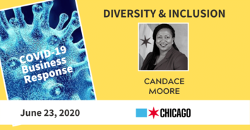 D&I COVID-19 Recording: City of Chicago's Candace Moore & Advocate Aurora Health's Cristy Garcia-Thomas 6-23-20