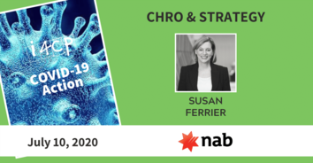 CHRO COVID-19 Action featuring Susan Ferrier of National Australia Bank - 7/10/20