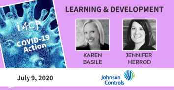 Learning COVID-19 Recording: Johnson Control's Karen Basile & Jennifer Herrod - 7/09/20