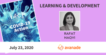 Learning COVID-19 Recording: Avanade's Rafat Naqvi - 7/23/20