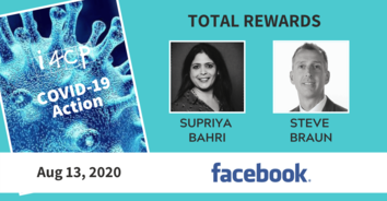 Total Rewards Action: Salary Implications of Working from Anywhere, with Facebook's Steven Braun & Supriya Bahri - 8/13/20