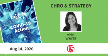 CHRO COVID-19 Action: Discussing COVID and Racism with the Board, with F5's Ana White - 8/14/20