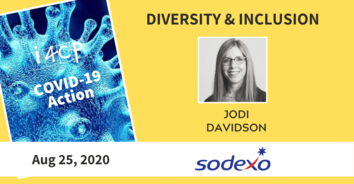 Diversity & Inclusion Action Recording: Helping Employees Thrive with Authentic Leadership, Work/Life Flexibility, and Mentoring with Sodexo's Jodi Davidson - 8/25/20