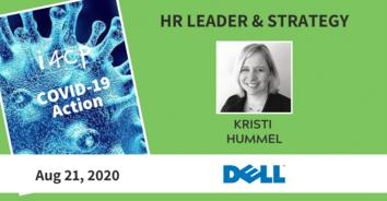 CHRO COVID-19 Action Recording: How Dell Keeps a Focus on People, with SVP, HR Kristi Hummel - 8/21/20