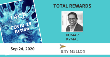Total Rewards Action with BNY Mellon's Kumar Kymal - 9/24/20