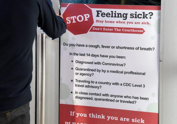 Coronavirus.SickSign.Getty .3.16.20 700x491.jpg