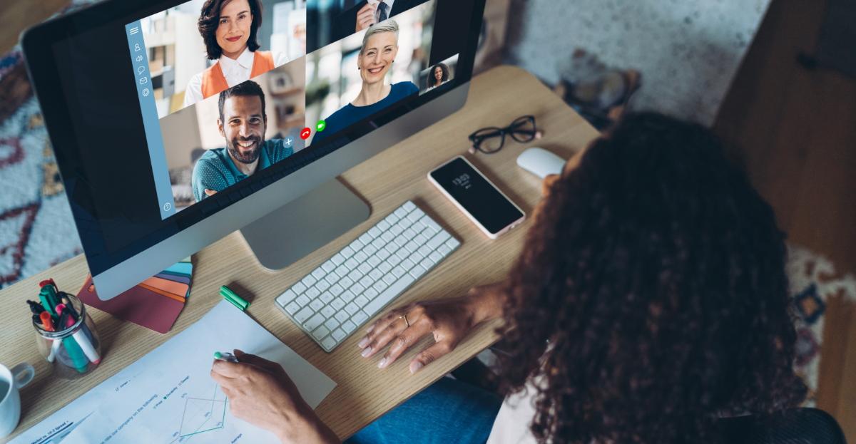 Virtual classroom learning hero