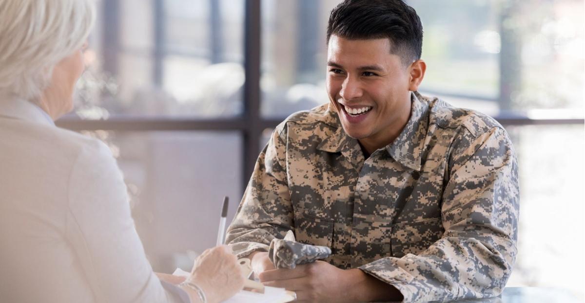 Hiring veterans hero