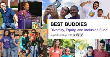 Support the Best Buddies Diversity, Equity, and Inclusion Fund