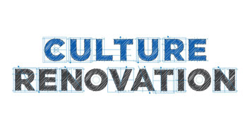 Blueprint for Successful Culture Change Outlined in New Book, Culture Renovation™