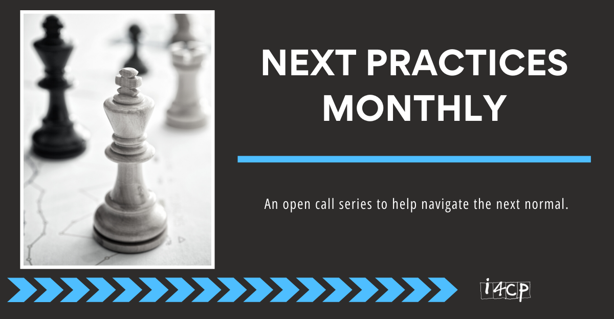 Next Practices Monthly