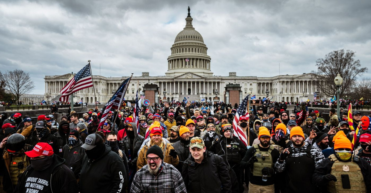 January 6 riots capitol hero