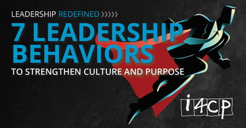 Infographic - 7 Leadership Behaviors to Strengthen Culture and Purpose