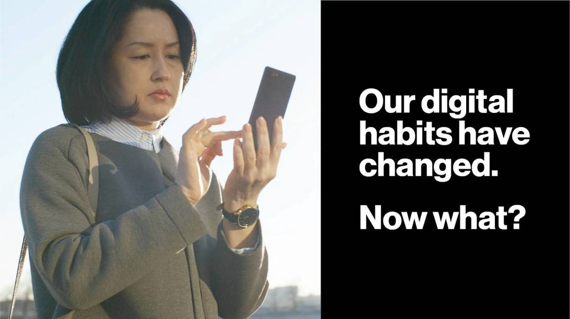 Verizon Look Forward study reveals lifestyle changes driven by COVID-19  Image