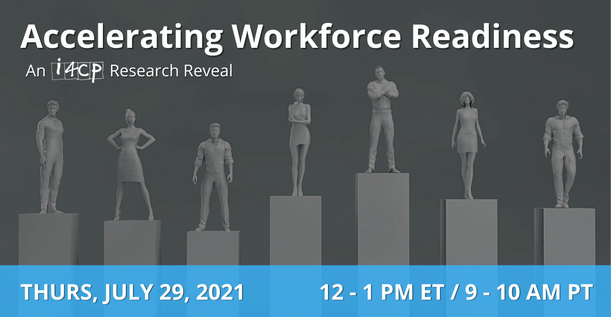 workforce readiness research reveal event hero