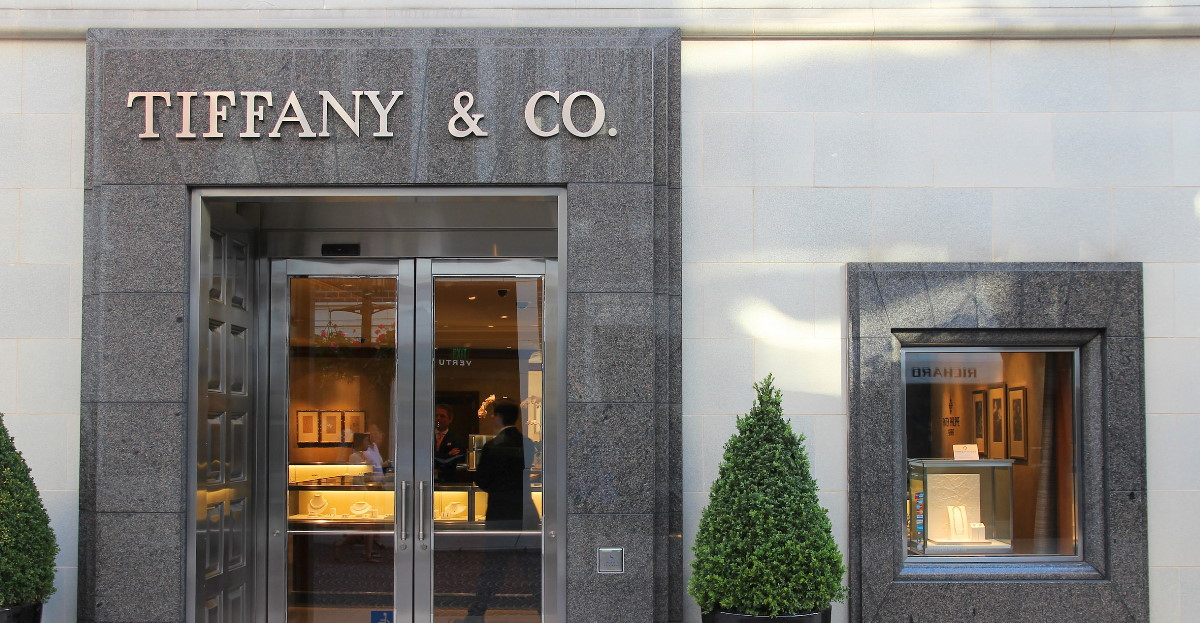 Tiffany and co building hero