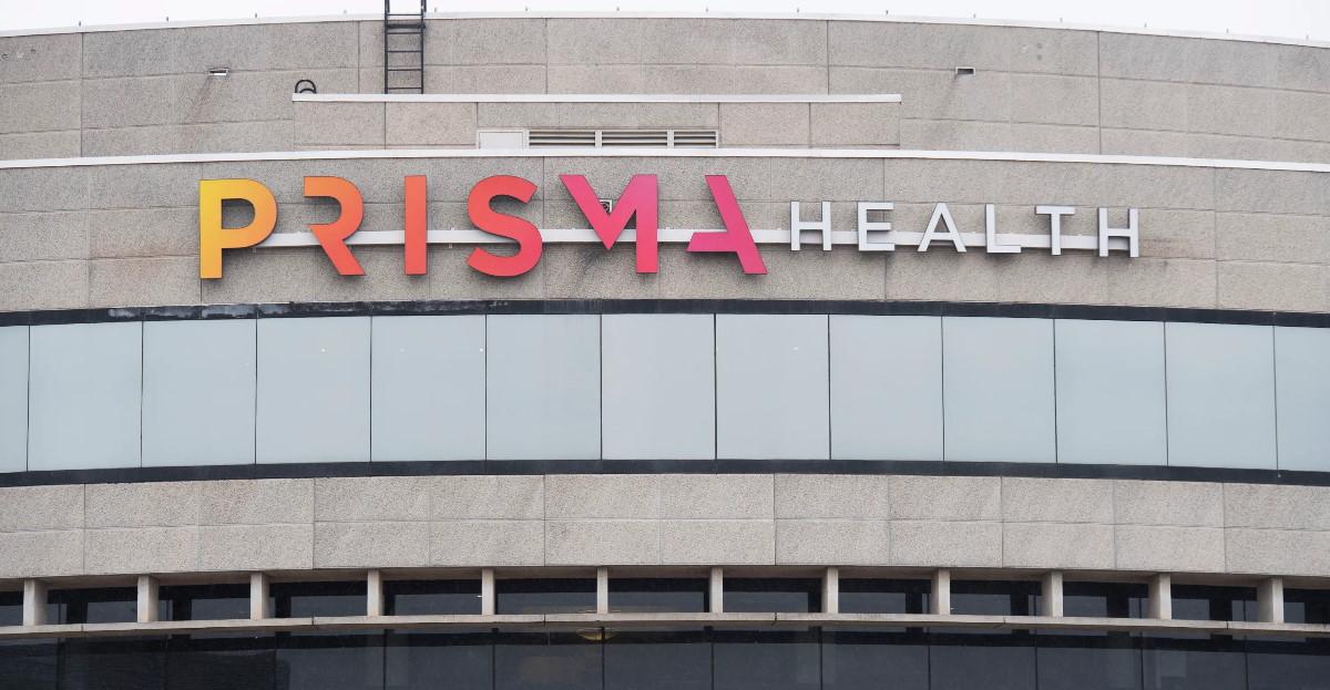 Prisma health building hero