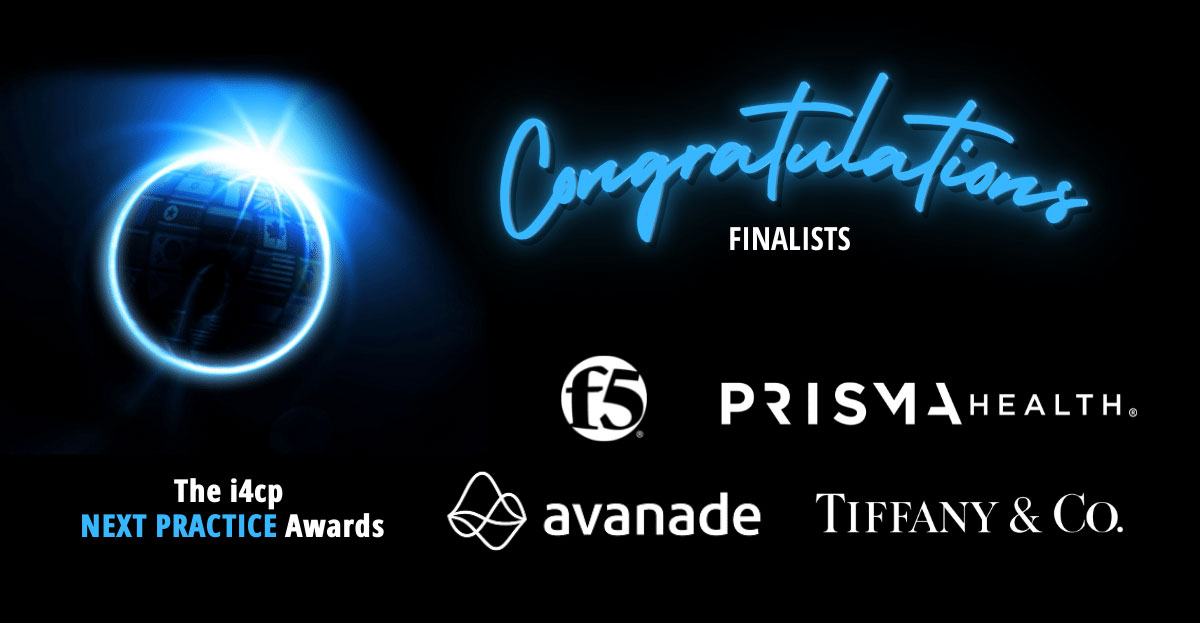 The Finalists for the Next Practice Awards