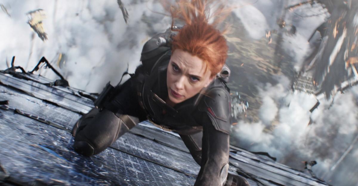 Black widow hero